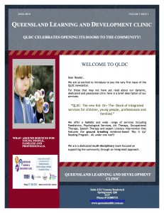 Our First QLDC Newsletter