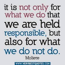 What we don't do_responsible