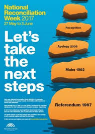 Let's take the next steps. National Reconciliation Week (NRW) runs annually from 27 May – 3 June. These dates mark two milestones in Australia's reconciliation journey: The 1967 referendum and the historic Mabo decision, respectively.
